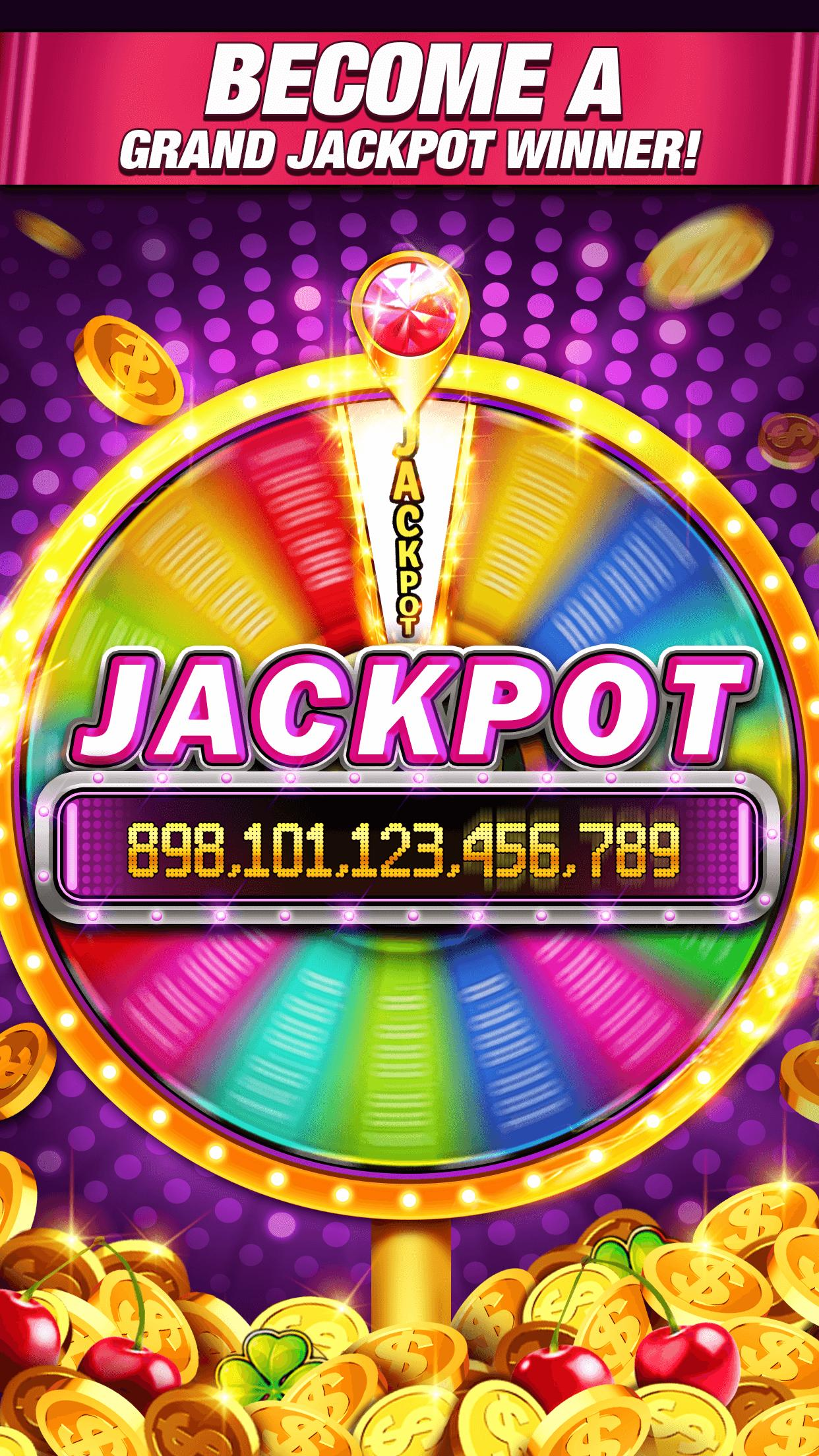 Slots casino jackpot mania mod apk