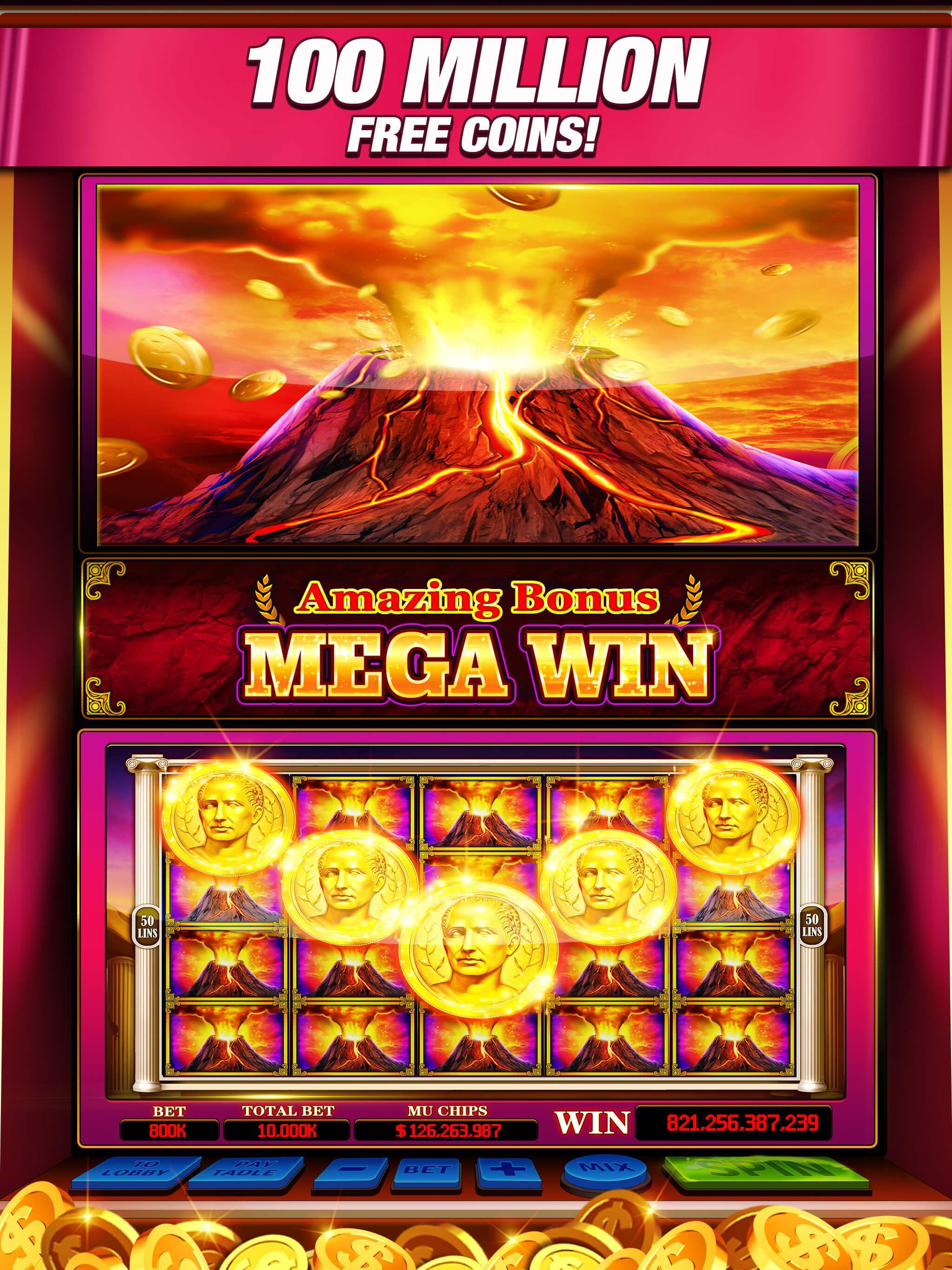 Casino Slots Jackpot Mania Free Slot Casino Games For Android