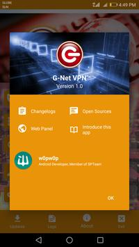 GNET VPN OFFICIAL screenshot 1