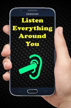 Tiny Ear Spy poster