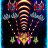 Space attack - infinity air force shooting アイコン