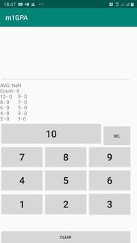 M1-GPA screenshot 1