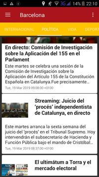 Spain News screenshot 10