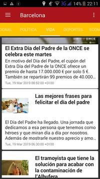 Spain News screenshot 18