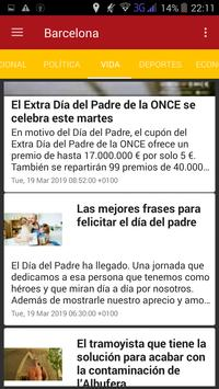 Spain News screenshot 4