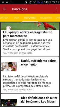 Spain News screenshot 5