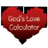 God's Love Calculator icon