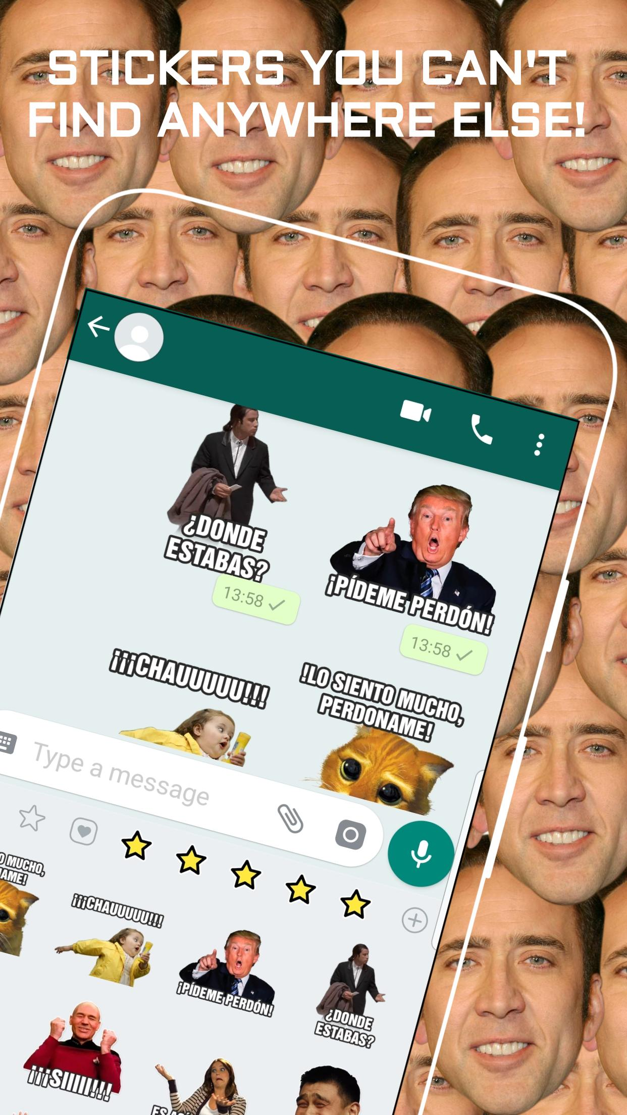 Memes Con Frases Stickers En Espanol Para Whatsapp For Android Apk Download
