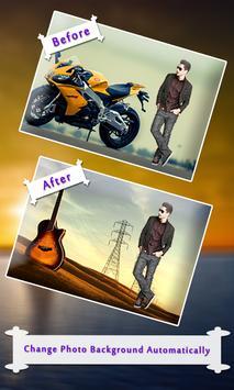 Auto Photo Background Changer : Cut Paste Photo screenshot 5