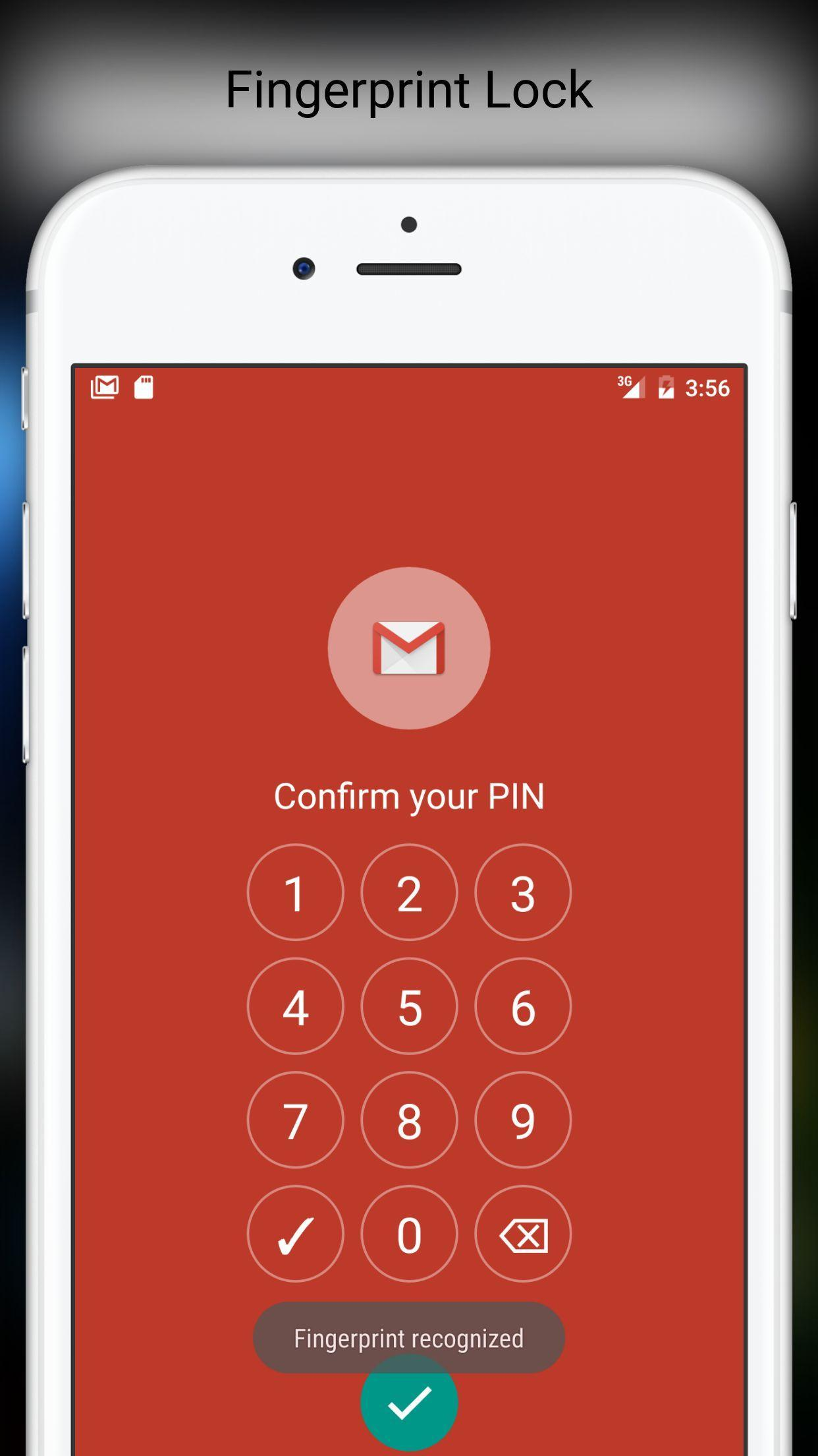 Fingerprint Pattern App Lock For Android Apk Download