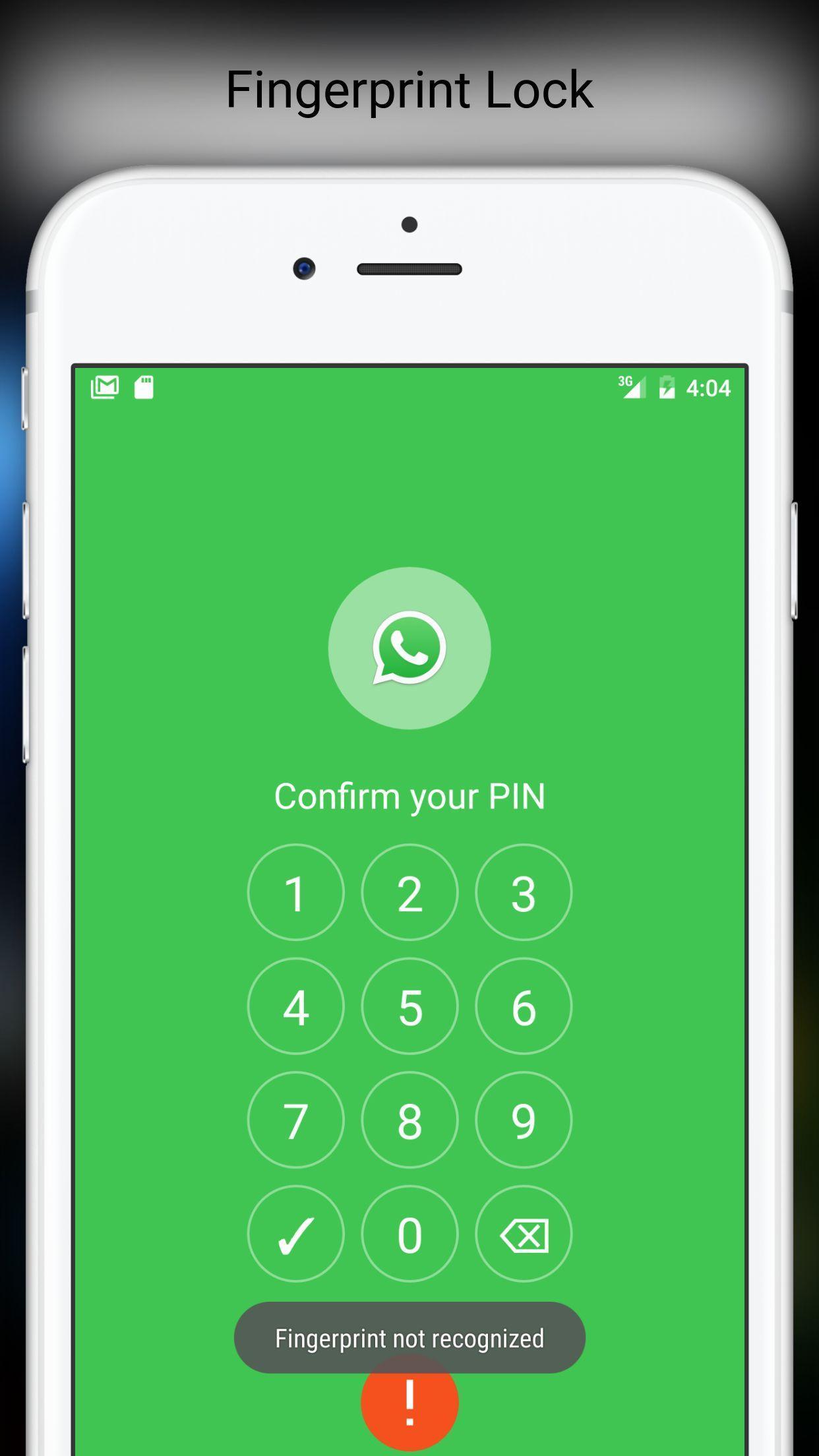 Fingerprint Pattern App Lock for Android - APK Download