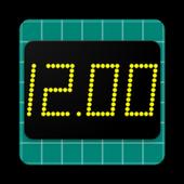 Пульт часов-секундомера icon