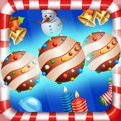 Happy Christmas Match3 icon