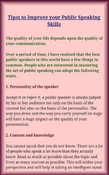 Speaking Skills screenshot 4