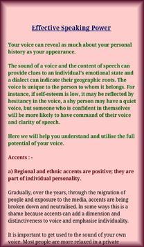 Speaking Skills screenshot 5