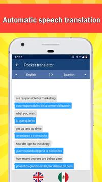 Voice Translator - Translate Talk, Speech, Words poster