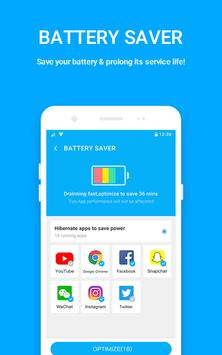 SUPO Speed Booster : Phone Cleaner & Battery Saver screenshot 4
