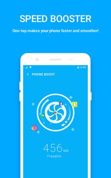 SUPO Speed Booster : Phone Cleaner & Battery Saver screenshot 1