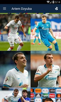 Artem Dzyuba Wallpaper HD Cartaz