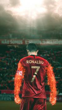 Cristiano Ronaldo HD Wallpaper screenshot 1