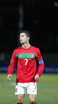 Cristiano Ronaldo HD Wallpaper screenshot 4