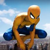 ikon Spider Rope Gangster Hero Vegas - Rope Hero Game