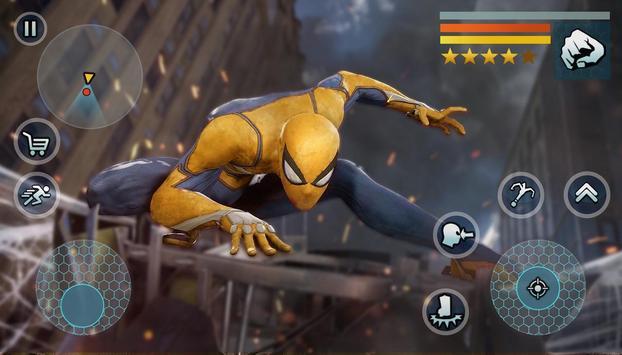 Spider Rope Gangster Hero Vegas - Rope Hero Game screenshot 12