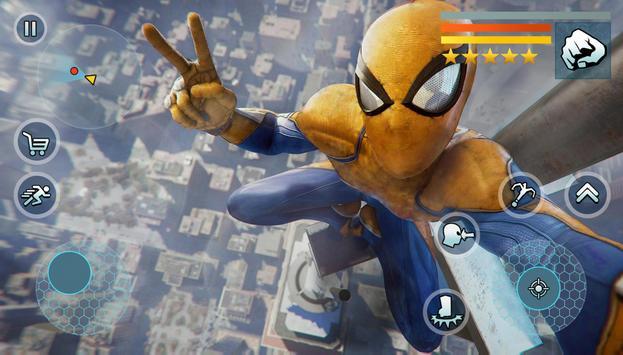 Spider Rope Gangster Hero Vegas - Rope Hero Game screenshot 13