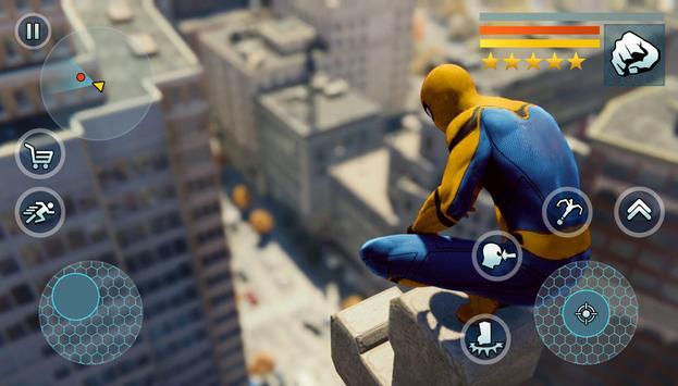 Spider Rope Gangster Hero Vegas - Rope Hero Game screenshot 23