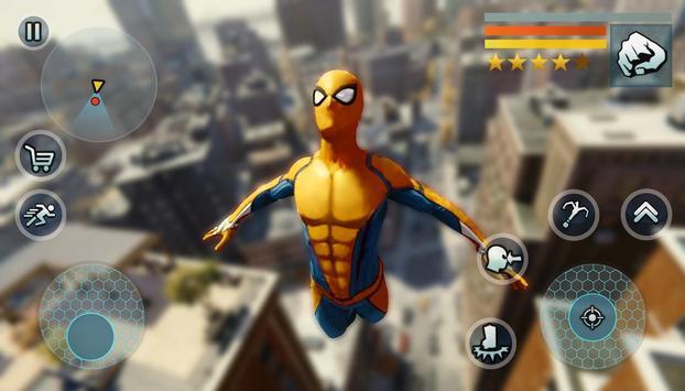 Spider Rope Gangster Hero Vegas - Rope Hero Game screenshot 2