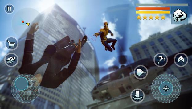 Spider Rope Gangster Hero Vegas - Rope Hero Game screenshot 6