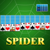 Spider Solitaire - Best Classic Card Games-icoon