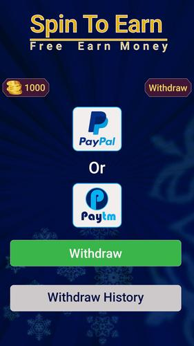 Spin And Win Paytm Cash Apk Download