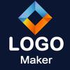 ikon Pembuat logo gratis 2020 3D logo keren Desain app
