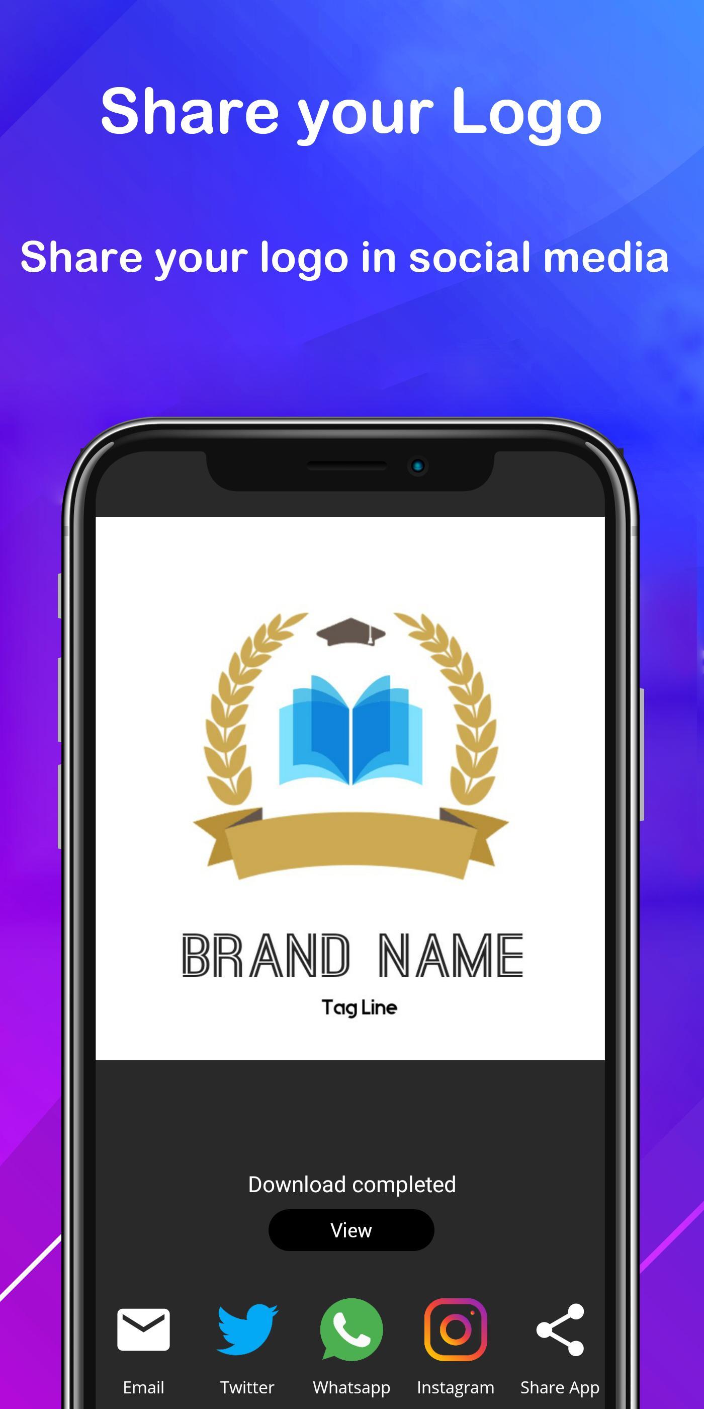 Designer Logo Maker App Download