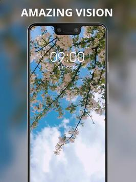 Spring cherry blossom bloom live wallpaper poster