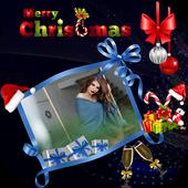 Christmas Photo Editor & Greetings icon