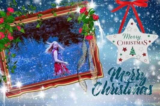 Christmas Photo Editor & Greetings screenshot 3