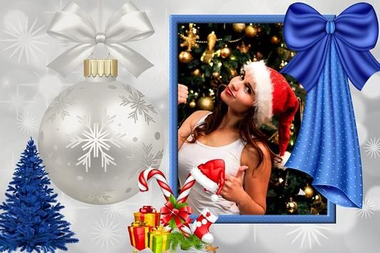 Christmas Photo Editor & Greetings screenshot 4