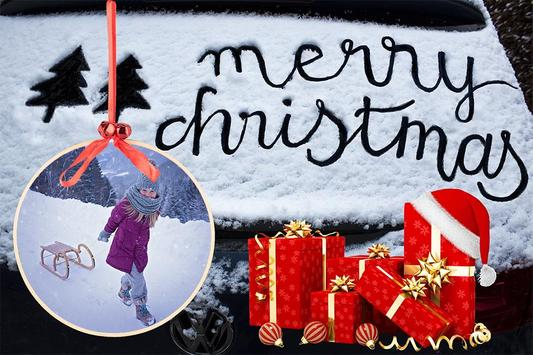 Christmas Photo Editor & Greetings screenshot 5