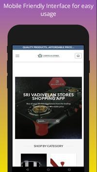 Sri Vadivelan Stores poster