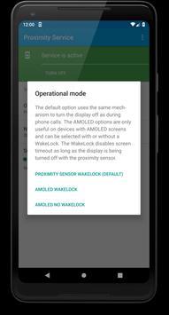 Proximity Service screenshot 4