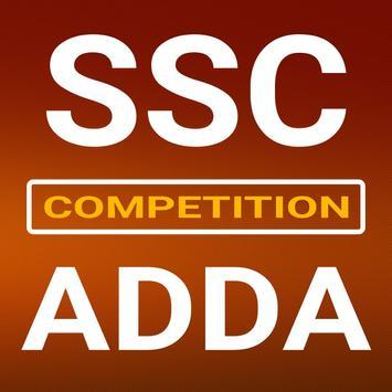 SSC Exams Adda poster