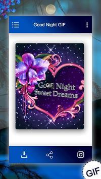 Good Night GIF screenshot 1