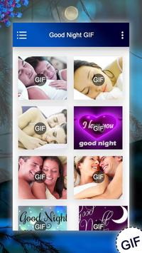 Good Night GIF screenshot 2