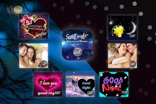 Good Night GIF screenshot 3
