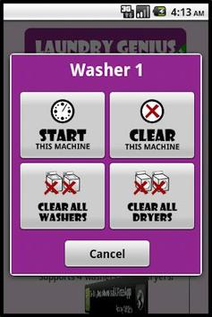 LaundryGenius Lite screenshot 1