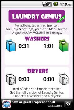 LaundryGenius Lite screenshot 5