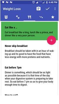 Natural Weight Loss in 30 Days screenshot 6