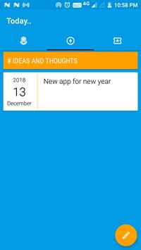 Diary screenshot 6